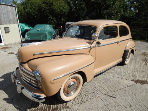 1947 Ford 2Door Sedan For Sale (picture 2 of 6)