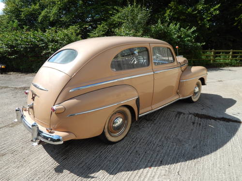 1947 Ford 2Door Sedan For Sale (picture 4 of 6)