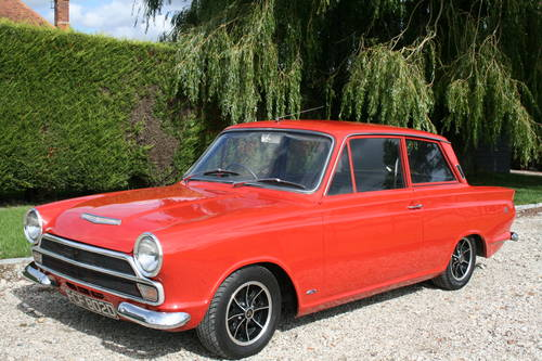 1966 Mk1 Ford Cortina 1500 GT. NOW SOLD,OTHERS EXAMPLES Wanted (picture 1 of 6)