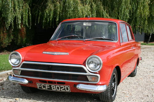 1966 Mk1 Ford Cortina 1500 GT. NOW SOLD,OTHERS EXAMPLES Wanted (picture 2 of 6)