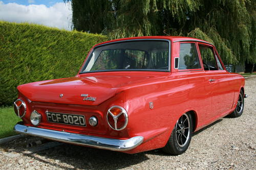 1966 Mk1 Ford Cortina 1500 GT. NOW SOLD,OTHERS EXAMPLES Wanted (picture 3 of 6)
