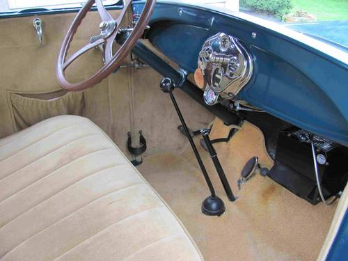 1928 Ford Model A Sport Coupe For Sale (picture 5 of 6)