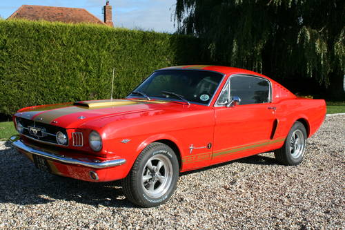 1965 Mustang Fastback. Now Sold,More Required Please Wanted (picture 1 of 6)
