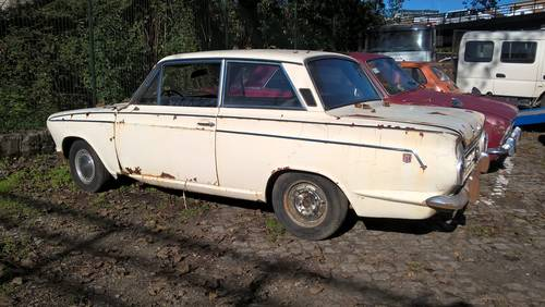 1969 FORD CORTINA GT MK1 LHD 1965 SOLD | Car And Classic