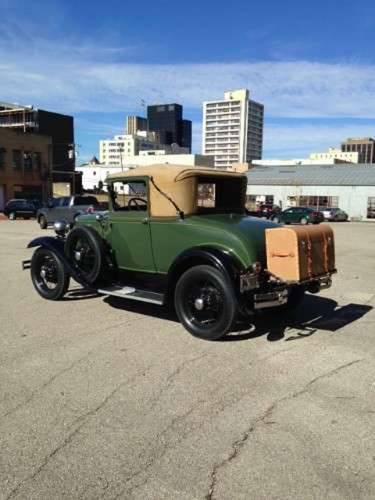 1930 Ford Model A Sport Coupe SOLD (picture 3 of 6)