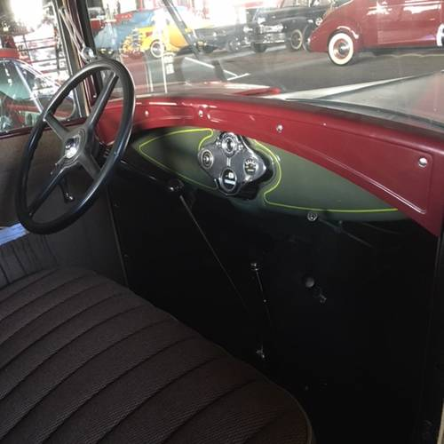 1930 Ford Model A Sport Coupe SOLD (picture 4 of 6)