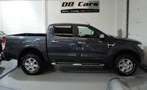 2014 FORD RANGER 3.2 CREW-CAB For Sale (picture 3 of 6)