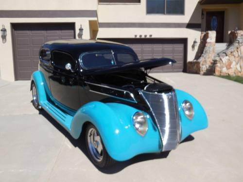 1937 Ford 2DR Slant Back For Sale (picture 1 of 6)