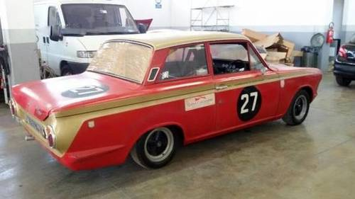 1966 Ford Cortina GT First Series MK1 RHD Alan Mann Racing SOLD (picture 1 of 6)