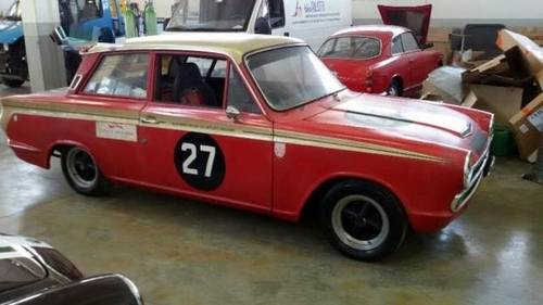1966 Ford Cortina GT First Series MK1 RHD Alan Mann Racing SOLD (picture 3 of 6)