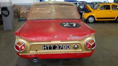 1966 Ford Cortina GT First Series MK1 RHD Alan Mann Racing SOLD (picture 4 of 6)