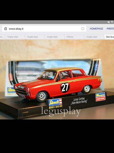 1966 Ford Cortina GT First Series MK1 RHD Alan Mann Racing SOLD (picture 5 of 6)