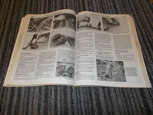 0000 ford pick up and bronco haynes manual For Sale (picture 2 of 2)