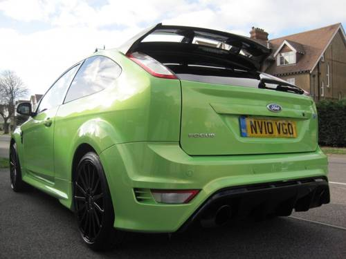 2010 IMMACULATE UNMODIFIED FOCUS RS LUX PACK 2 RS DYNAMICA SOLD (picture 2 of 6)