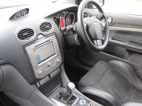 2010 IMMACULATE UNMODIFIED FOCUS RS LUX PACK 2 RS DYNAMICA For Sale (picture 6 of 6)