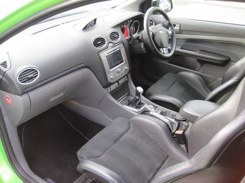 2010 IMMACULATE UNMODIFIED FOCUS RS LUX PACK 2 RS DYNAMICA SOLD (picture 5 of 6)