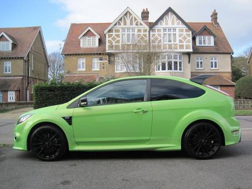 2010 IMMACULATE UNMODIFIED FOCUS RS LUX PACK 2 RS DYNAMICA SOLD (picture 4 of 6)