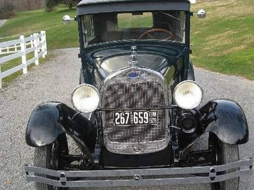 1928 Ford Model A 2DR Sedan For Sale (picture 2 of 5)
