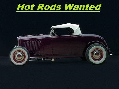 1932 CLASSIC FORDS, HOT RODS & TRUCKS   Wanted (picture 4 of 6)