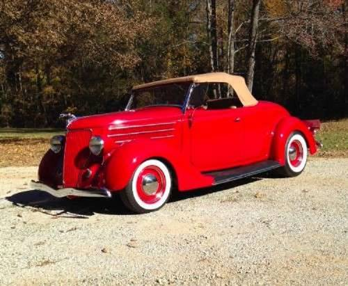 1936 Ford Roadster For Sale (picture 1 of 5)