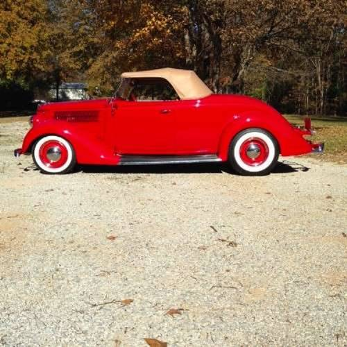 1936 Ford Roadster For Sale (picture 3 of 5)