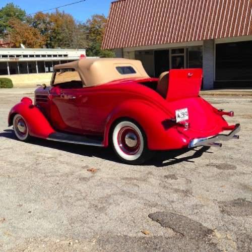 1936 Ford Roadster For Sale (picture 4 of 5)