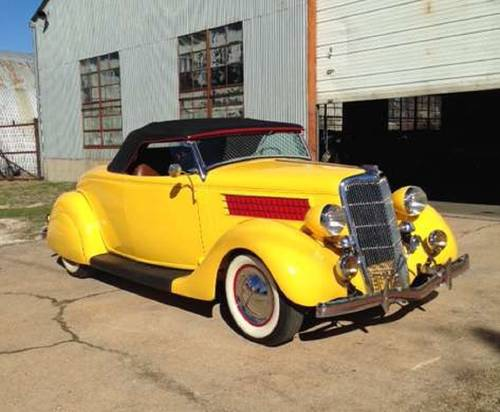 1935 Ford Roadster For Sale (picture 1 of 5)
