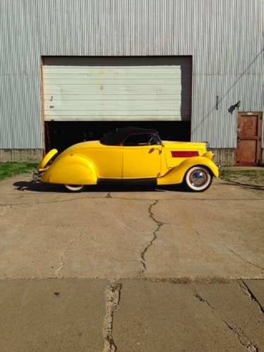 1935 Ford Roadster For Sale (picture 2 of 5)