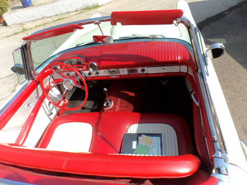 1956 Ford Thunderbird Convertible For Sale (picture 3 of 6)