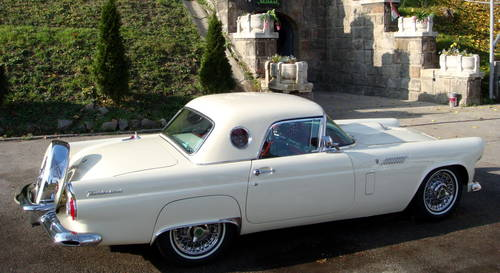 1956 Ford Thunderbird Convertible For Sale (picture 5 of 6)