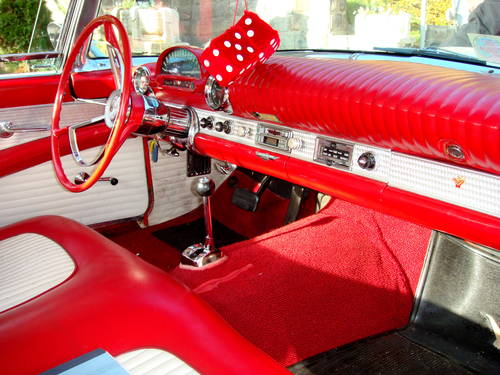 1956 Ford Thunderbird Convertible For Sale (picture 6 of 6)