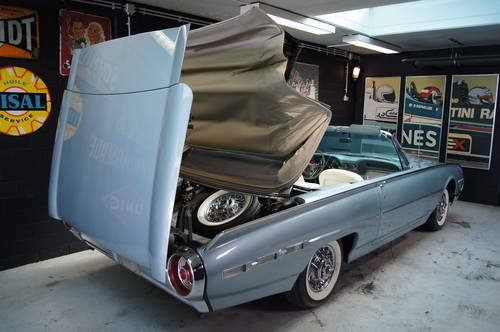 Ford Thunderbird 1962 Sport Roadster For Sale (picture 6 of 6)