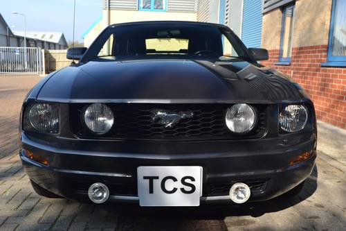 2007 FORD Mustang 4.0i V6 Convertible Automatic For Sale (picture 4 of 6)
