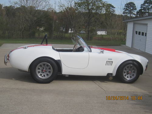 1967 Ford Shelby Cobra Convertible For Sale (picture 2 of 6)