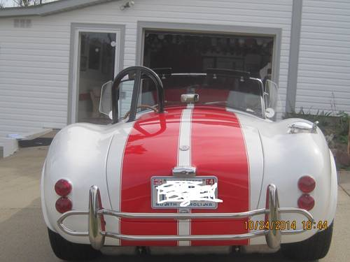 1967 Ford Shelby Cobra Convertible For Sale (picture 4 of 6)