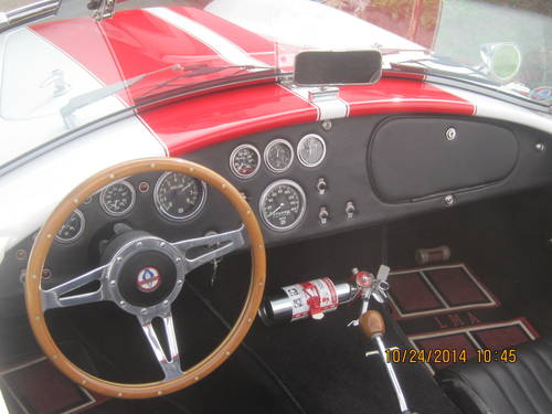 1967 Ford Shelby Cobra Convertible For Sale (picture 5 of 6)