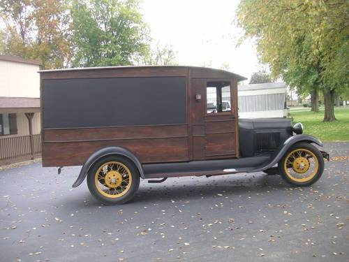 1929 Ford Model A Hearse For Sale (picture 2 of 6)