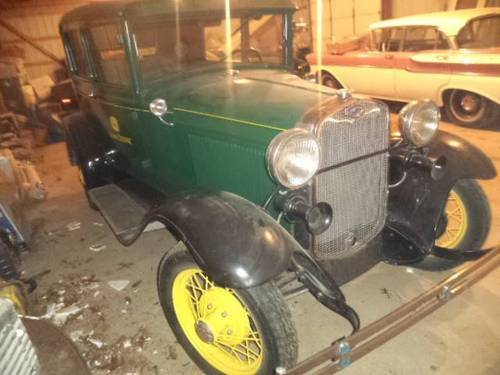 1931 Ford Model A Tudor For Sale (picture 2 of 6)