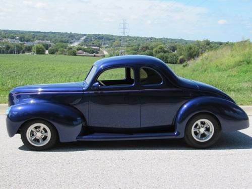 1940 Ford Deluxe 2DR Street Rod For Sale (picture 2 of 6)