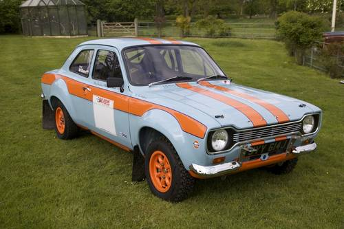 1970 Ford Mk 1 Escort Rally Car FRESH BUILD For Sale (picture 1 of 6)