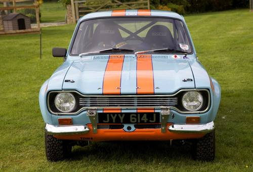 1970 Ford Mk 1 Escort Rally Car FRESH BUILD For Sale (picture 5 of 6)