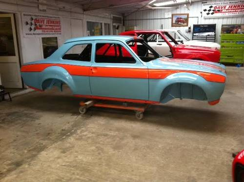 1970 Ford Mk 1 Escort Rally Car FRESH BUILD For Sale (picture 6 of 6)