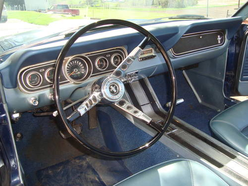 1966 1967 Ford Mustang Fastback For Sale (picture 5 of 6)