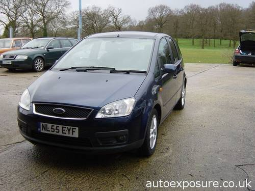 2005 FORD C MAX ZETEC 1.6 PETROL LOW MILEAGE For Sale (picture 4 of 6)