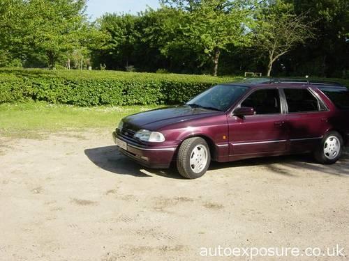FORD GRANADA 24V SCORPIO COSWORTH ESTATE For Sale (picture 2 of 6)