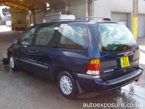 2001 FORD WINDSTAR MPV FULL 7 SEATER AUTOMATIC For Sale (picture 2 of 6)