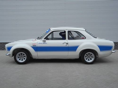1975 FORD ESCORT RS2000 with FIA documents   For Sale (picture 3 of 6)