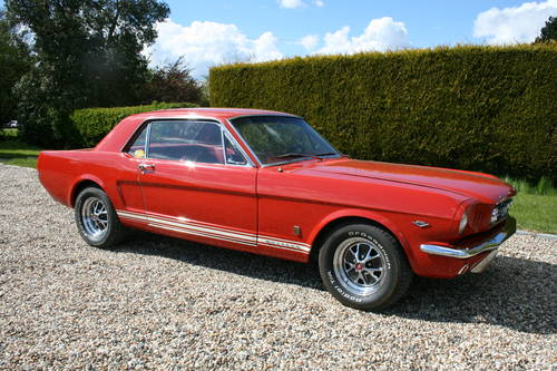 1965 Best UK buyers of Mustang V8 Coupe or Fastback  Wanted (picture 2 of 6)