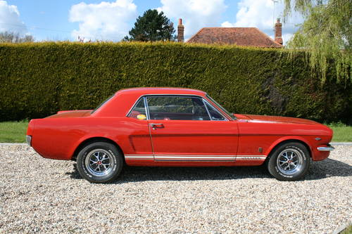 1965 Best UK buyers of Mustang V8 Coupe or Fastback  Wanted (picture 5 of 6)