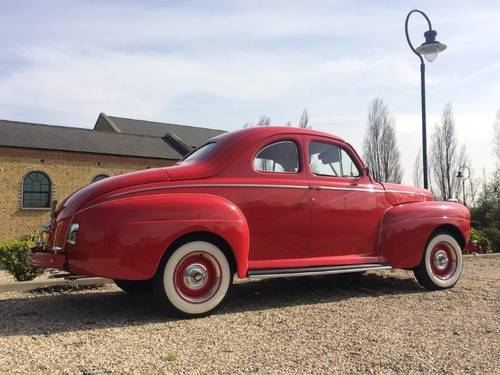 1941 Ford Super Deluxe Coupe - Flathead V8 For Sale (picture 2 of 6)